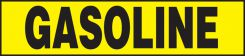 - Safety Label: Gasoline