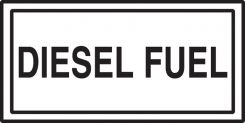 - Safety Label: Diesel Fuel