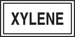 - Safety Label: Xylene