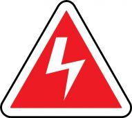 - CSA Pictogram Label - High Voltage