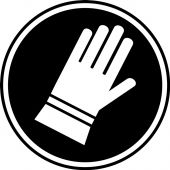- CSA Pictogram Label - Hand Protection