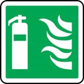 - CSA Pictogram Label - Fire Extinguisher