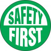 - Hard Hat Stickers: Safety First