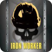 - Hard Hat Stickers: Iron Worker