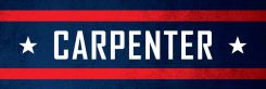 - Hard Hat Stickers: Carpenter