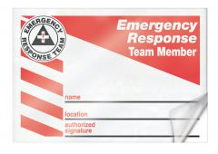 - First Aid Safety Labels