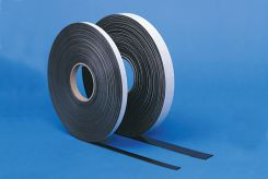 - Write-On Magnetic Roll Label: 2 Inch