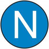 - IEC 60417 Electrical Symbols: Neutral Conductor A.C.