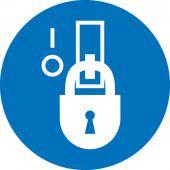 - ISO Safety Label - Mandatory - 2003/2011