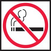 - Safety Label: No Smoking