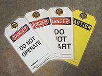 - Custom Tag Materials: HS-Laminate Signs And Tags