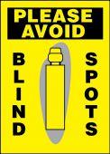 - Please Avoid Safety Label: Blind Spots