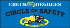 - Safety Label: Check 360 Degrees Circle Of Safety