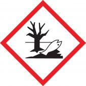 - GHS Pictogram Label: Environment Aquatic Toxicity