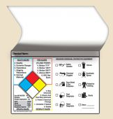 - Self-Laminating NFPA Protective Equipment Label