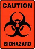 - OSHA Caution Safety Sign: Biohazard