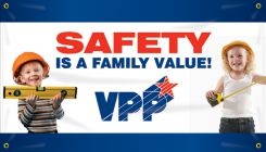 VPP Banners - VPP Banners: Safety Is A Family Value