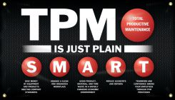 - TPM Motivational Banners: TPM Is Just Plain SMART