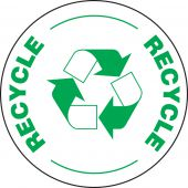 - Slip-Gard™ Floor Signs: Recycle