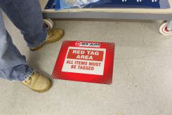 - Accessories: Custom Floor Sign Holder