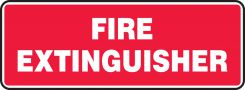 - Fire Safety Sign