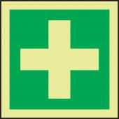 - IMO Evacuation & First Aid Sign: Medical Locker