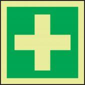 evacuation - IMO Evacuation & First Aid Sign: Medical Locker