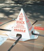 - Stop Stack Pallet Cone