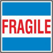 - International Shipping Label: Fragile