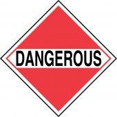 - DOT Placard: For Mixed Loads - Dangerous
