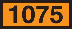- Orange 4-Digit Panel: 1075 (Propane)