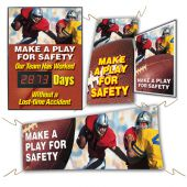 - Safety Campaign Kits: Make A Play For Safety