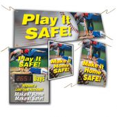 - Safety Campaign Kits: Make It Home Safe