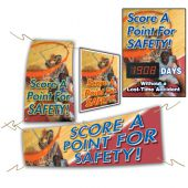 - Safety Campaign Kits: Score A Point For Safety