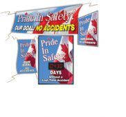 - Safety Campaign Kits: Pride In Safety - Our Goal - No Accidents (Canada)