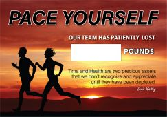- WorkHealthy™ Write-A-Day Scoreboards: Pace Yourself
