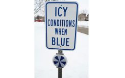 - Icy Conditions Indicator Mobile Kit