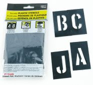 - Plastic Stencils