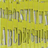- Brass Stencils