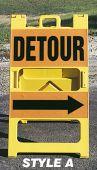 - Fold-Up Barricade Signs: Custom Fold-Ups®