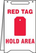 - Fold-Ups®: Red Tag Holding Area
