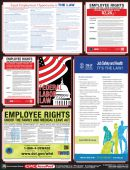 - Labor Relations Poster: Federal Labor Law Poster
