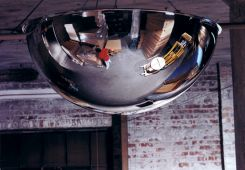 - Safety Mirrors: Dome