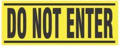 - Blockade X-Barricade Changeable Message: Do Not Enter