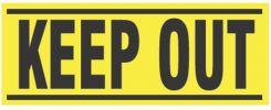- Blockade X-Barricade Changeable Message: Keep Out