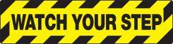 - Skid-Gard™ Floor Sign: Watch Your Step