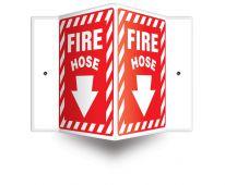 - Projection™ Sign: Fire Hose (Arrow)