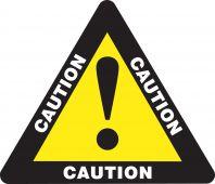 - Slip-Gard™ Triangle Floor Sign: Caution