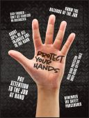 - Safety Awareness Posters: Protect Your Hands
