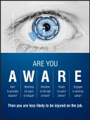 - Safety Posters: Are You Aware